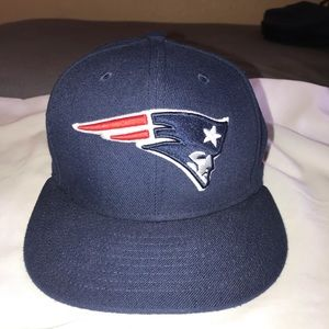 New England patriots snapback hat
